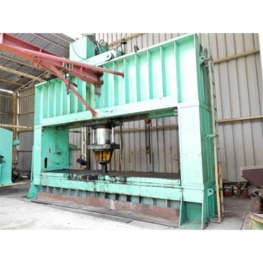FACCIN PPM 500 TON HYDRAULIC DISHING PRESS