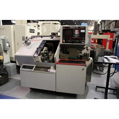 CITIZEN CINCOM F12 AUTOMATIC SWISS TYPE SCREW MACHINE