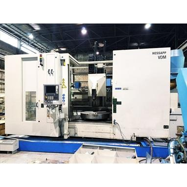HESSAPP VDM 1200-11 CNC VERTICAL TURNING CENTER