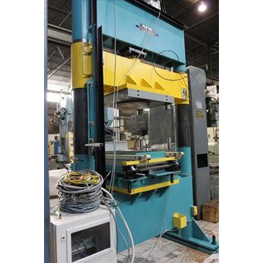BECKWOOD 28 TON 2-POST HYDRAULIC PRESS