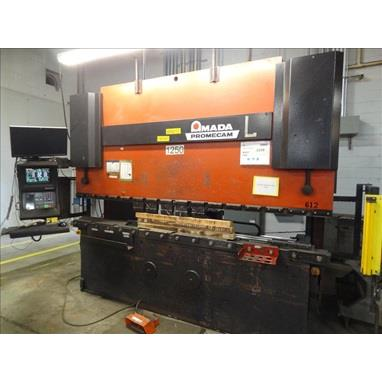 AMADA HFBO-170 8-AXIS CNC HYDRAULIC PRESS BRAKE