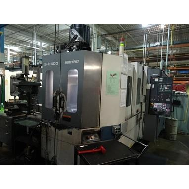 MORI SEIKI SH-400 CNC HORIZONTAL MACHINING CENTER