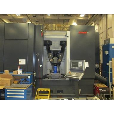 HWACHEON EXECHON KE700 5-AXIS PARALLEL KINEMATICS MACHINING CENTER