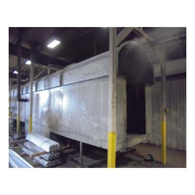 WAGNER / PANGBORN WASHING, BLASTING, AND POWDER COATING LINE