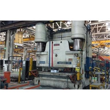 PACIFIC K750-10 HYDRAULIC CNC PRESS BRAKE