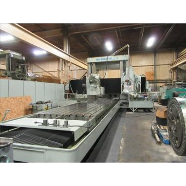 WALDRICH COBURG 50-20S TWIN COLUMN GUIDEWAY/SURFACE GRINDER