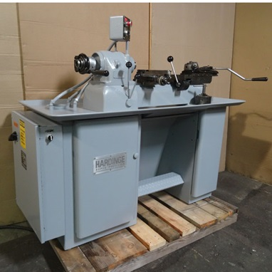HARDINGE DV-59 SUPER PRECISION ENGINE LATHE