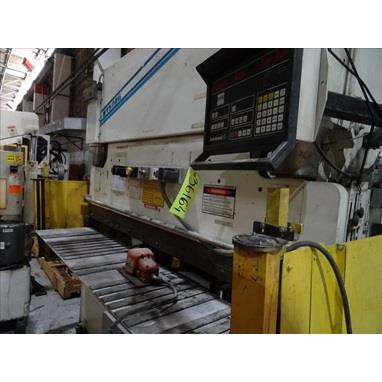 WYSONG THS140-96 HYDRAULIC CNC PRESS BRAKE