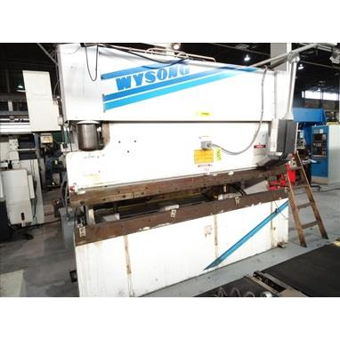 WYSONG THS100-120 HYDRAULIC CNC PRESS BRAKE