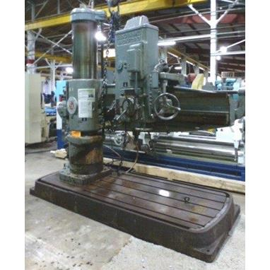 CINCINNATI BICKFORD 6 X 17 RADIAL ARM DRILL