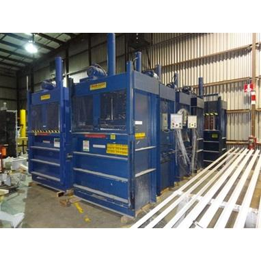 CRAM-A-LOT 60 DB LU VERTICAL BALERS (12 AVAILABLE)