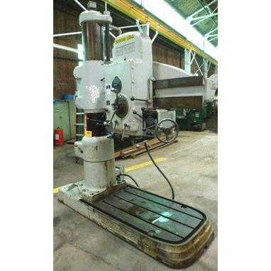 AMERICAN HOLE WIZARD 4 X 13 RADIAL ARM DRILL