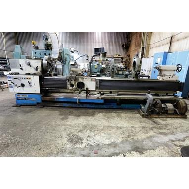 TOS TRENCIN SN710N HEAVY DUTY GAP BED ENGINE LATHE