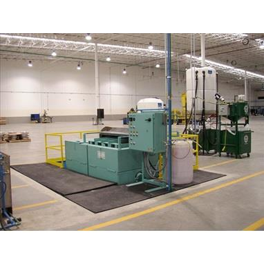 ROSEMONT RFT-22-48 VIBRATORY FINISHER