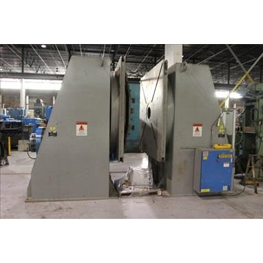 KOIKE HS120VF-DPD/TS120 240,000 LBS. HEAD/TAIL POSITIONER