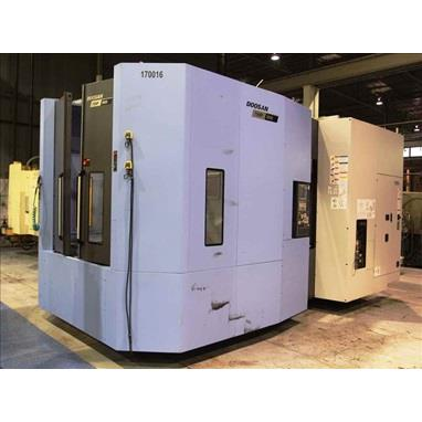 DOOSAN NHP8000 4-AXIS CNC HORIZONTAL MACHINING CENTER