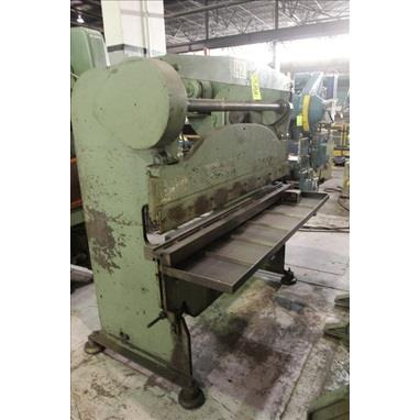 DREIS & KRUMP MECHANICAL PRESS BRAKE