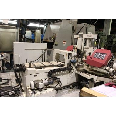 BEHRINGER HBP310/403GA MITERING HORIZONTAL BAND SAW