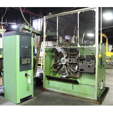 BIHLER MACH05 WIRE & STRIP FORMER W/ PRESS HEAD