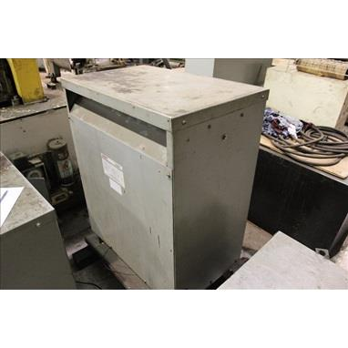 FEDERAL PACIFIC TRANSFORMER 36-B 75 KVA DRY TYPE TRANSFORMER