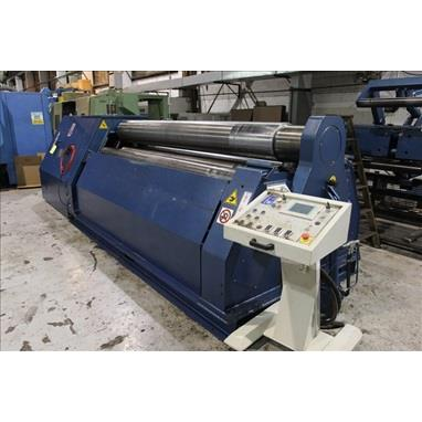 FACCIN 4HEL3134 4-ROLL INITIAL DOUBLE PINCH PLATE BENDING ROLL