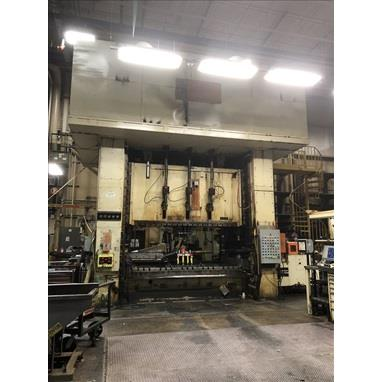 CCI SE4-600 STRAIGHT SIDE FOUR POINT PRESS