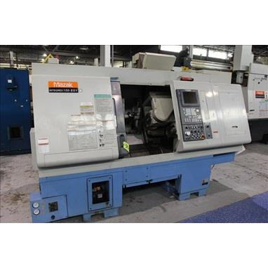 MAZAK INTEGREX 100-IISY 4-AXIS MILLING AND TURNING CENTER