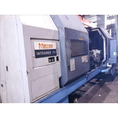MAZAK INTEGREX 70/2000 CNC MILLING & TURNING CENTER