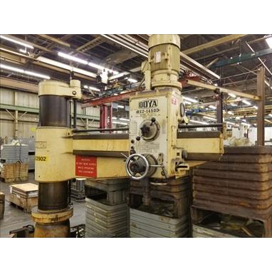 OOYA RE2-1450D 5X13 RADIAL DRILL
