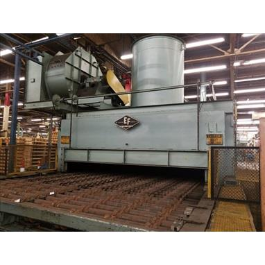 EF GAS TEMPERING FURNACE