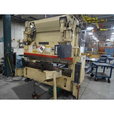 CINCINNATI 90CBII X 6 HYDRAULIC PRESS BRAKE