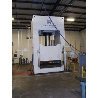 HYDRAULICO SAP 630 - 2000 X 2000 STRAIGHT SIDE HYDRAULIC PRESS