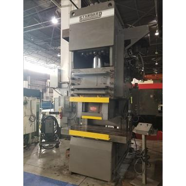 STANDARD INDUSTRIAL DC 300-C HYDRAULIC GAP FRAME PRESS
