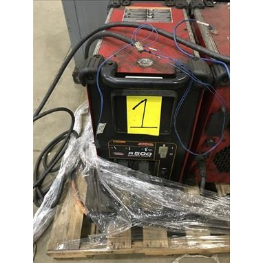 LINCOLN POWER WAVE R500 MIG / TIG WELDER POWER SUPPLY