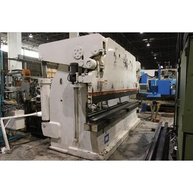 ACCURPRESS 740014 400 TON CNC HYDRAULIC PRESS BRAKE