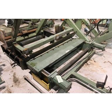 M&R MACHINES 30-62 SHEAR W/ PINCH ROLL