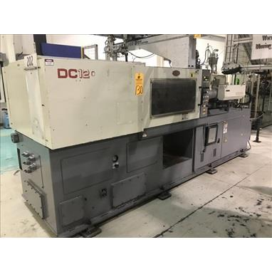 NISSEI DC120-9A INJECTION MOLDER W/ ROBOTS, (4) AVAILABLE