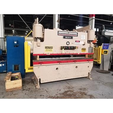 NIAGARA HBM135-8-10 CNC HYDRAULIC PRESS BRAKE