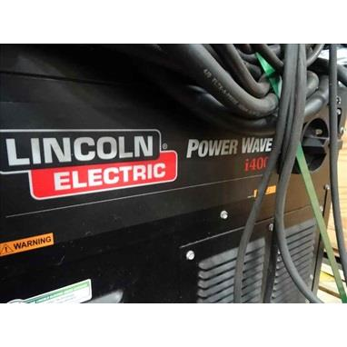 LINCOLN POWER WAVE I400 ROBOTIC WELDING POWER SUPPLY