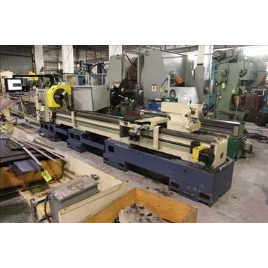 SUMMIT 26 / 35 X 160 CNC GAP BED ENGINE LATHE
