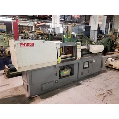 NISSEI FN1000 89 TON INJECTION MOLDER