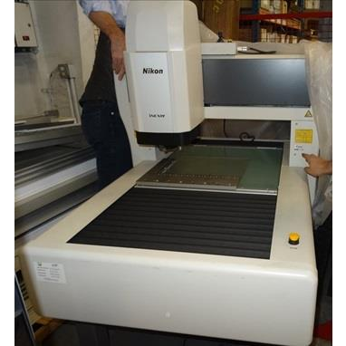NIKON VMA-4540 CNC VIDEO MEASURING SYSTEM
