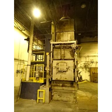 STRIKO 2,200 LB. MELTING FURNACES, (2) AVAILABLE
