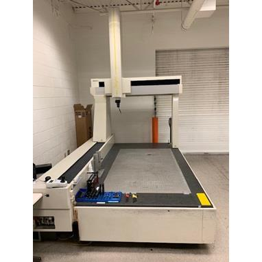 MITUTOYO BRIGHT 1220 COORDINATE MEASURING MACHINE