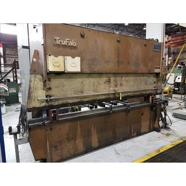 WYSONG P110-12 TRUFAB 110-TON PRESS BRAKE