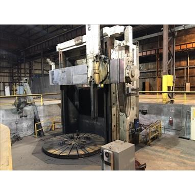 GRAY 144 CNC VERTICAL BORING MILL