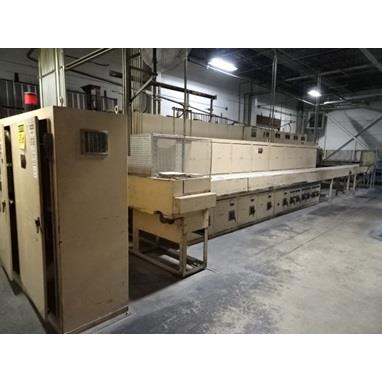 HARPER HOU-2120296-PTK-36-FAA BATCH TYPE FURNACE