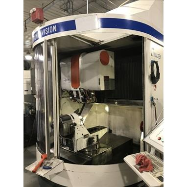 WALTER HELITRONIC VISION CNC TOOL AND CUTTER GRINDER