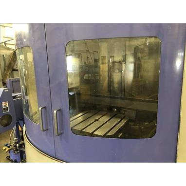 TOYODA MODEL FA630 CNC HORIZONTAL MACHINING CENTER, REBUILT IN 2018