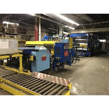 DAVIS STANDARD 60IN60 / MV-35IN35 CO-EXTRUSION LINE